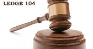 novità legge 104