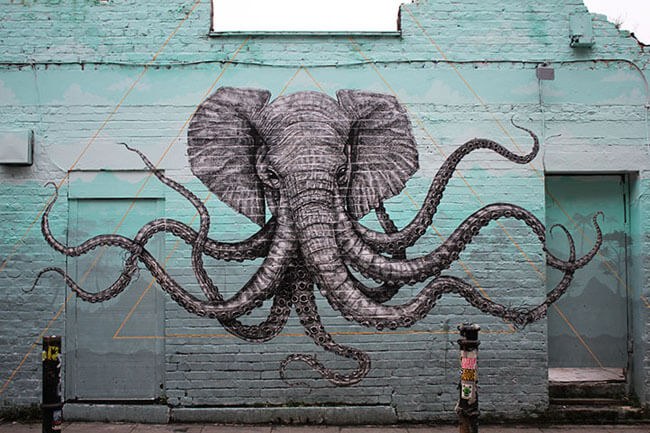 street art reato
