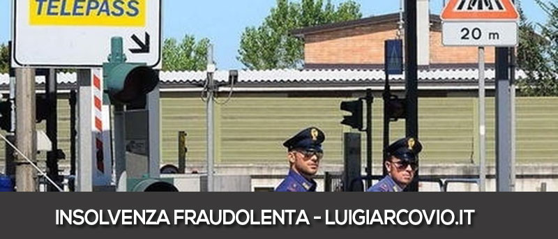 insolvenza fraudolenta