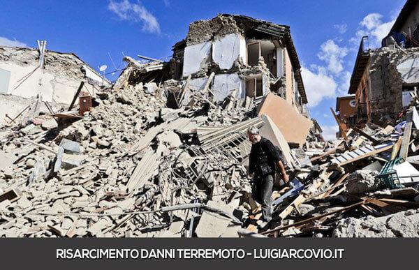 come ottenere risarcimento danni per terremoto