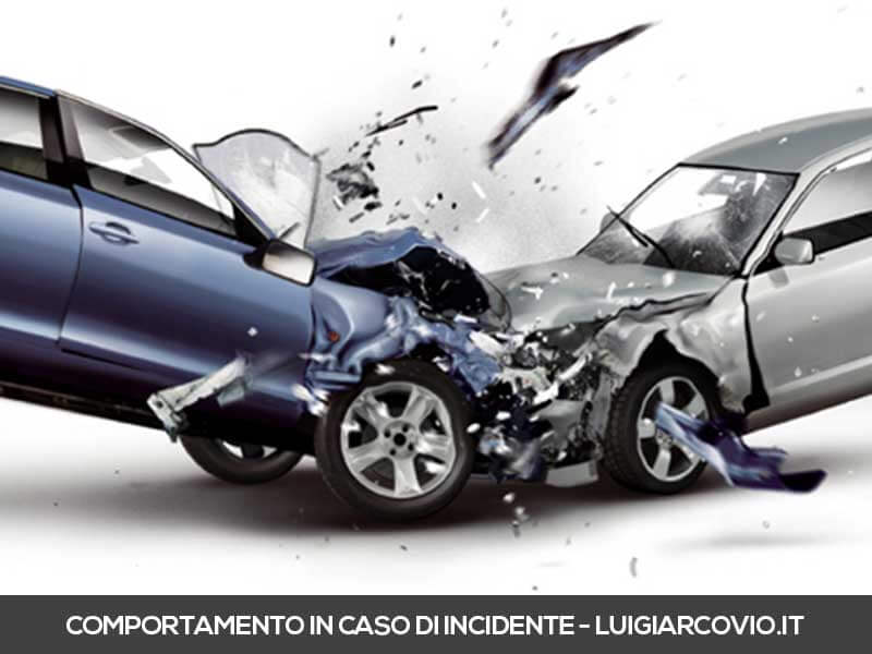comportamento in caso di incidente art 189 cds