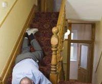 risarcimento danni per caduta in albergo